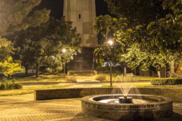 Carillon & Fountain